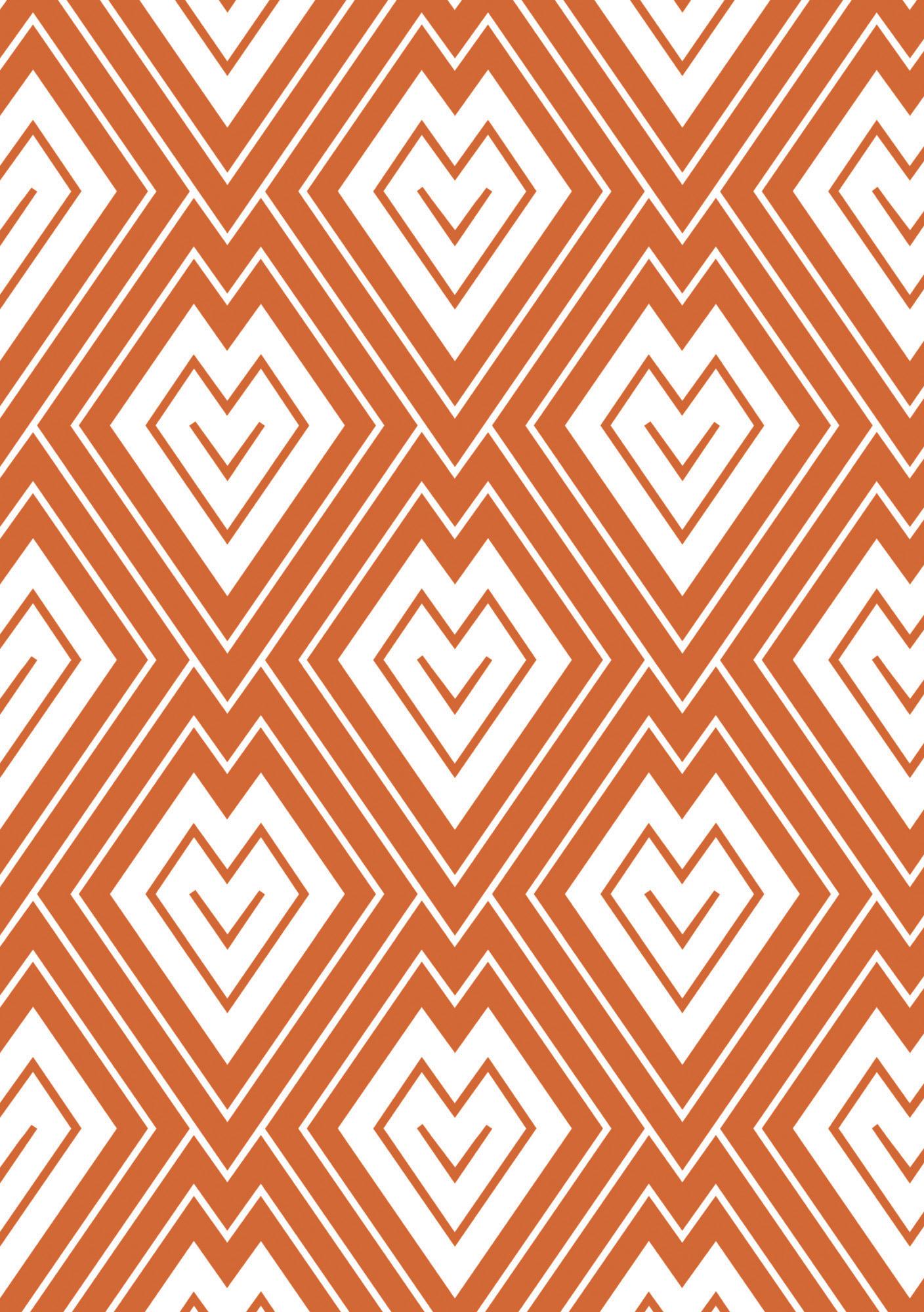 040 - оранжевый